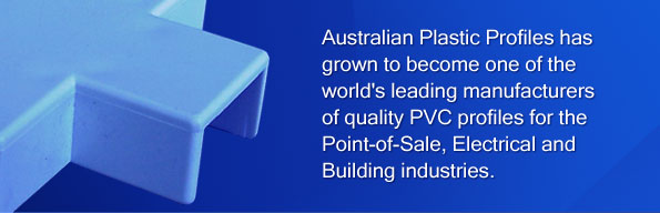 Welcome to Australian Plastic Profiles Pty Ltd